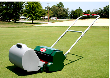 Quality Putting Green Reel Mower for 1/5th the Price