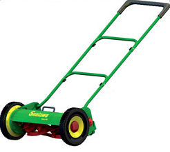 Sunlawn Easun Ideal Reel Mower