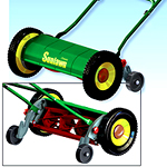 Easun NaturCut Classic Push Reel Mower